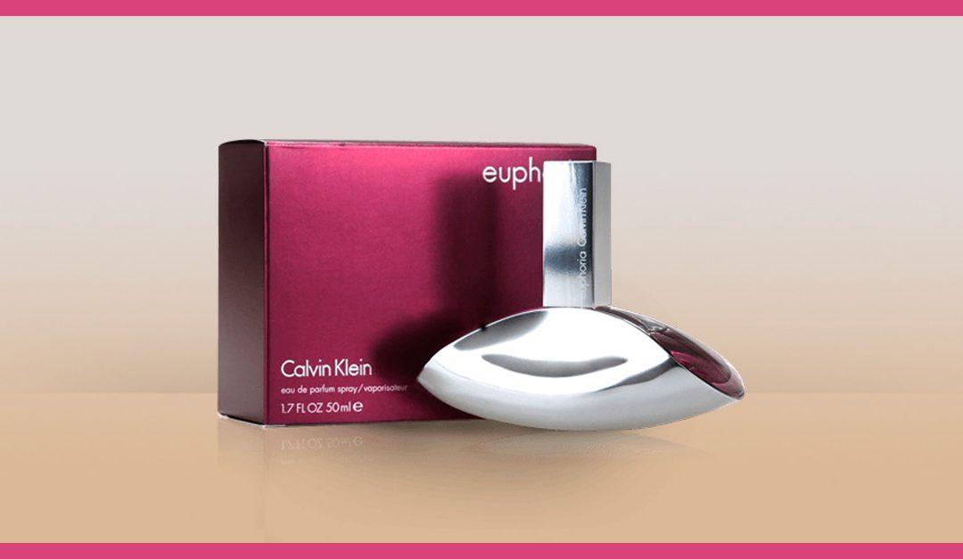 Consigue una muestra gratis de Euphoria de Calvin Klein