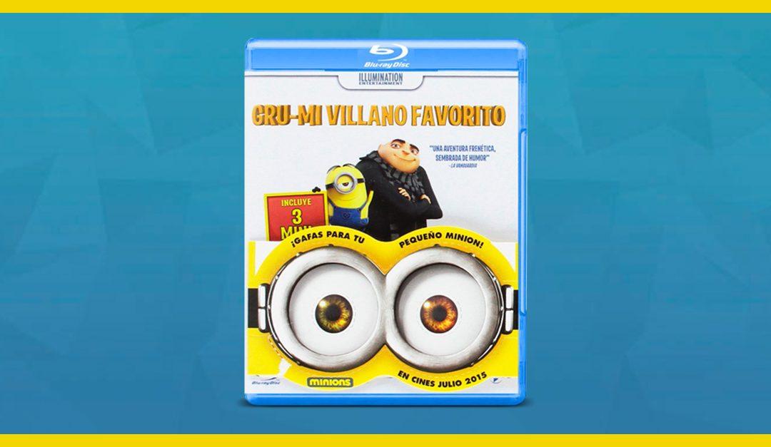 Consigue gratis la película Gru: Mi Villano Favorito
