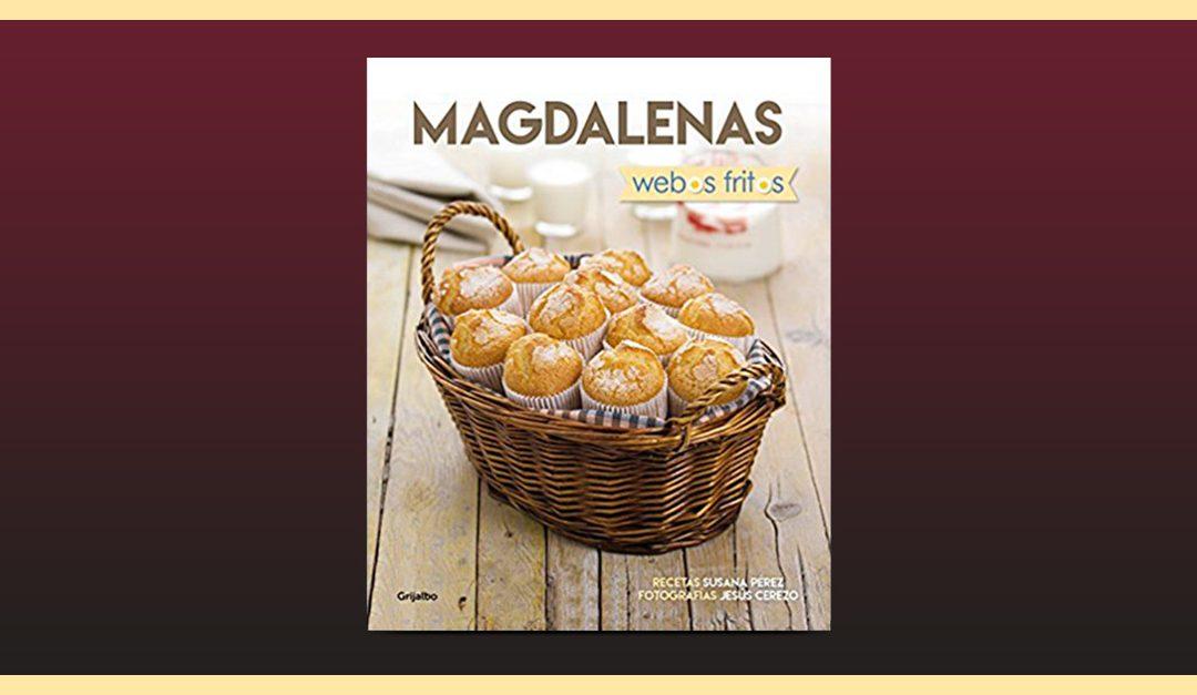 Consigue gratis este libro de recetas para hacer Magdalenas
