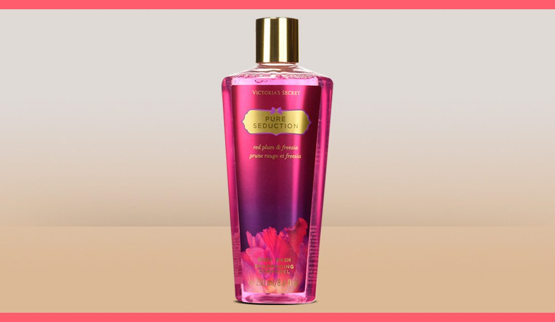Consigue gratis el gel de ducha de Victoria's Secret