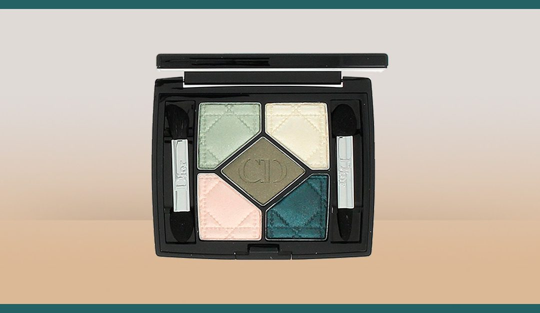 Consigue gratis las sombras de ojos Dior 5 couleurs