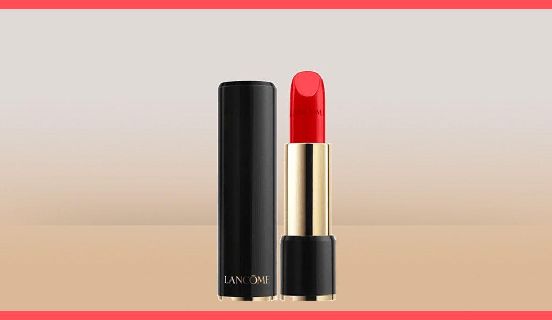 Consigue gratis una muestra de L'Absolu Rouge de Lancôme