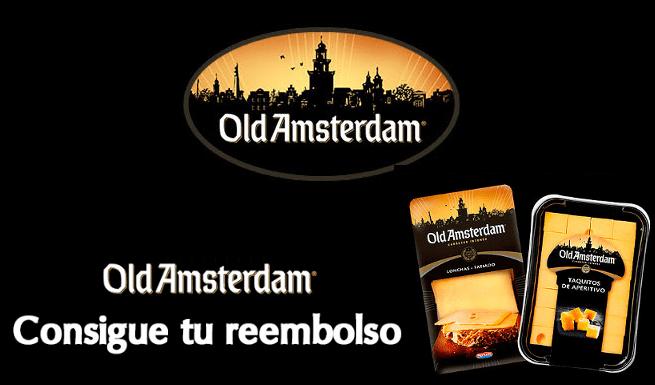 ¡Prueba gratis el queso Old Amsterdam!