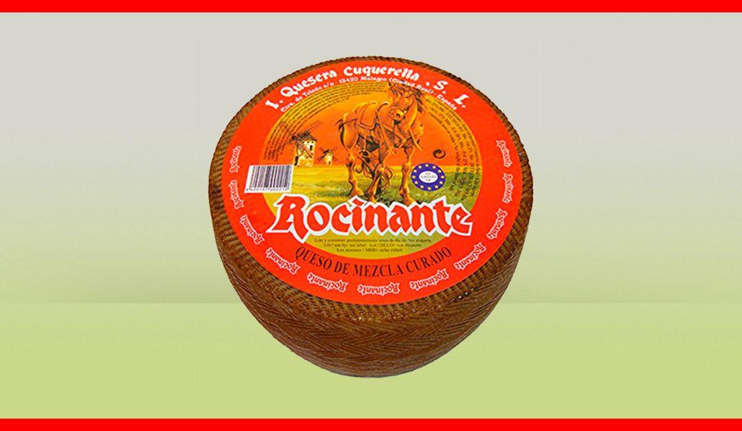 Consigue gratis una muestra del Queso Ibérico Rocinante