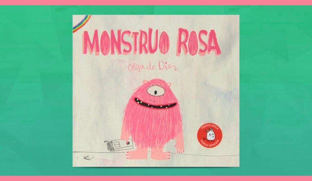 Consigue gratis una muestra del libro Monstruo Rosa