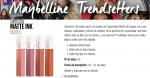 Super Stay Matte Ink de Maybelline