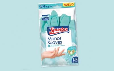 guantes Spontex Manos Suaves