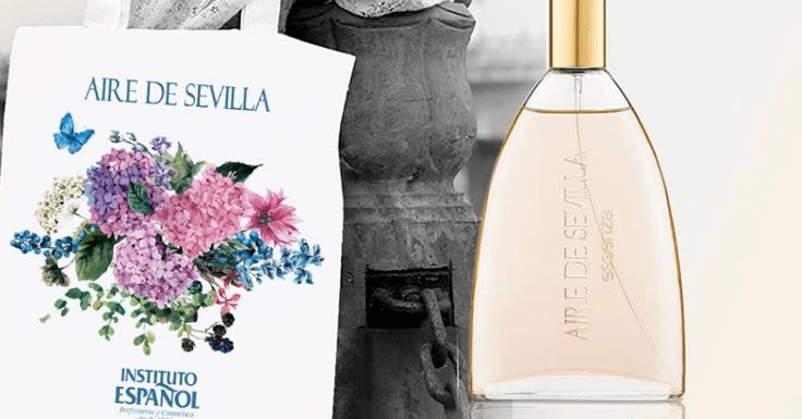 Participa en el sorteo de 18 perfumes Aire de Sevilla Essenza