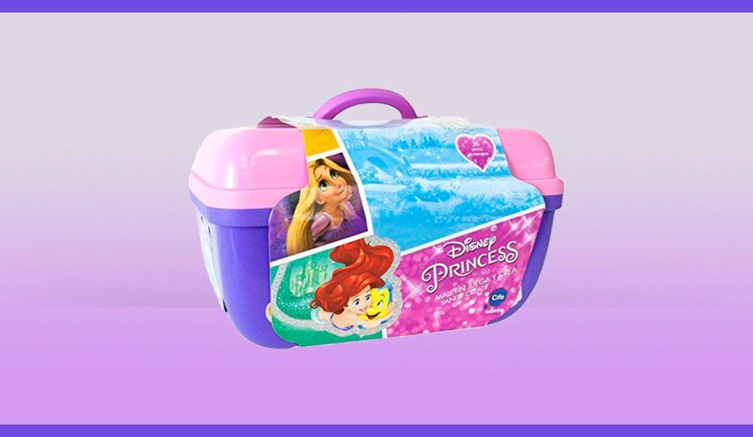 Consigue gratis un maletín Juega y Crea de Disney Princesas