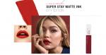 Super Stay Matte Ink