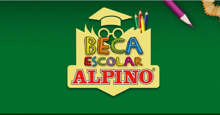 Consigue gratis una de las 30 becas escolares que regala Alpino