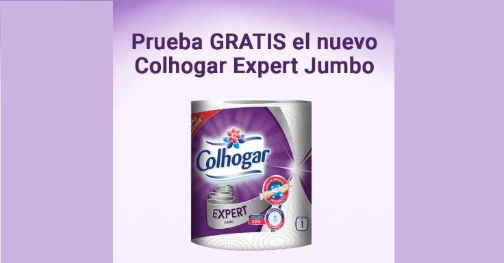 Prueba gratis el nuevo Colhogar Expert Jumbo