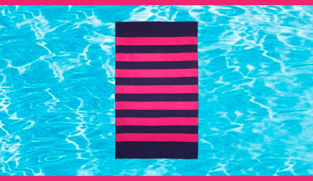 Consigue gratis una toalla para ir a la playa