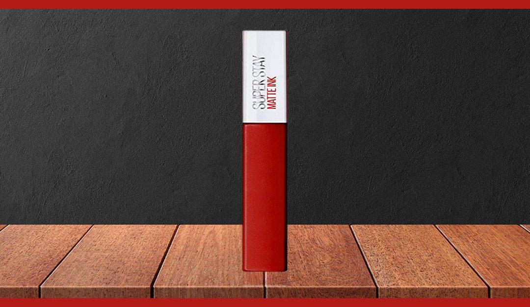 Consigue gratis el labial Super Stay Matte Ink de Maybelline