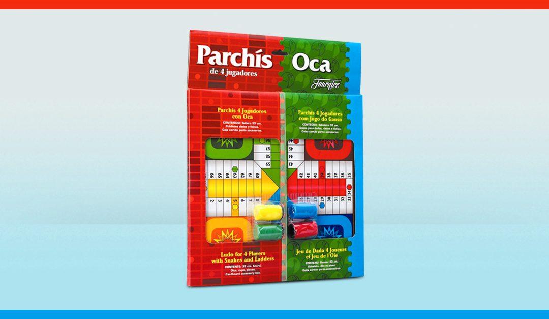 Consigue gratis los clásicos juegos el Parchís y la Oca