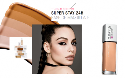 Super Stay 24H de Maybelline