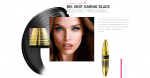 Big Shot Daring Black de Maybelline