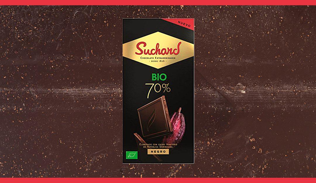 Consigue gratis el chocolate negro de Suchard