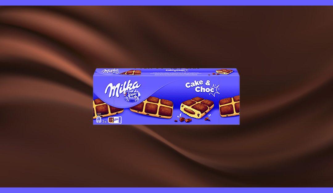 Consigue gratis Milka Cake & Choc