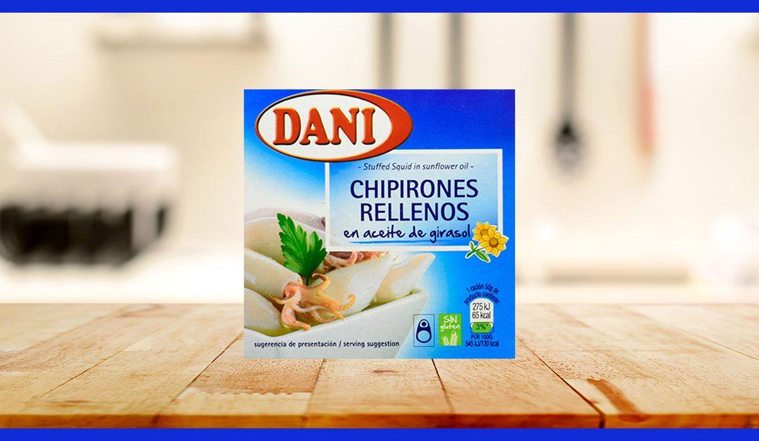 Consigue gratis los chipirones rellenos de Dani