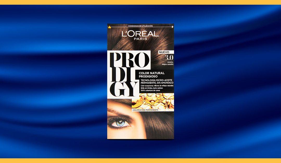 Consigue gratis una muestra de L'Oréal Prodigy