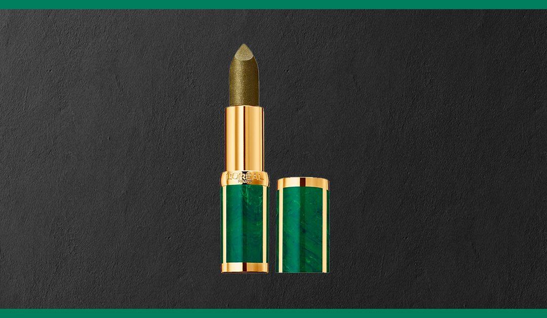 Consigue gratis una muestra del labial de Balmain para L'Oréal