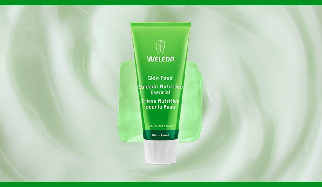 Consigue gratis Skin Food de Weleda