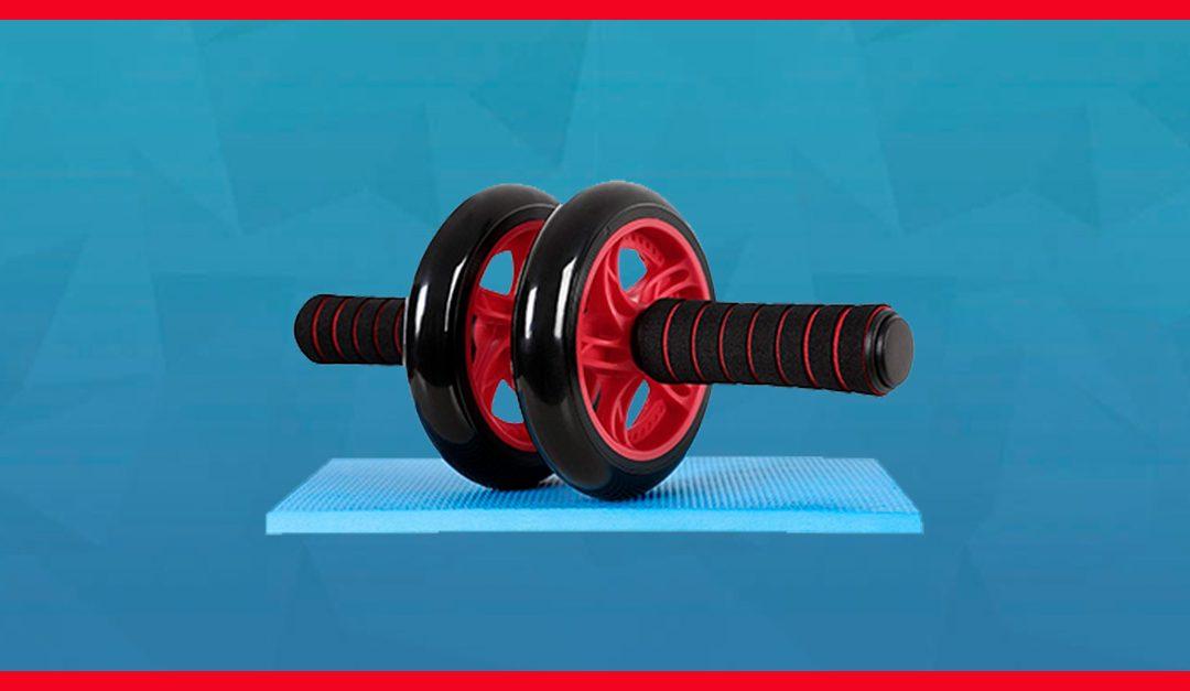 Consigue gratis esta rueda abdominal cross training