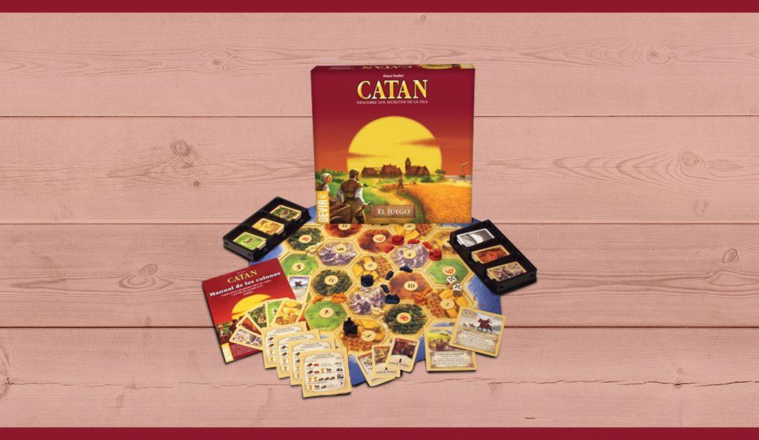 Consigue gratis el juego Colonos de Catán