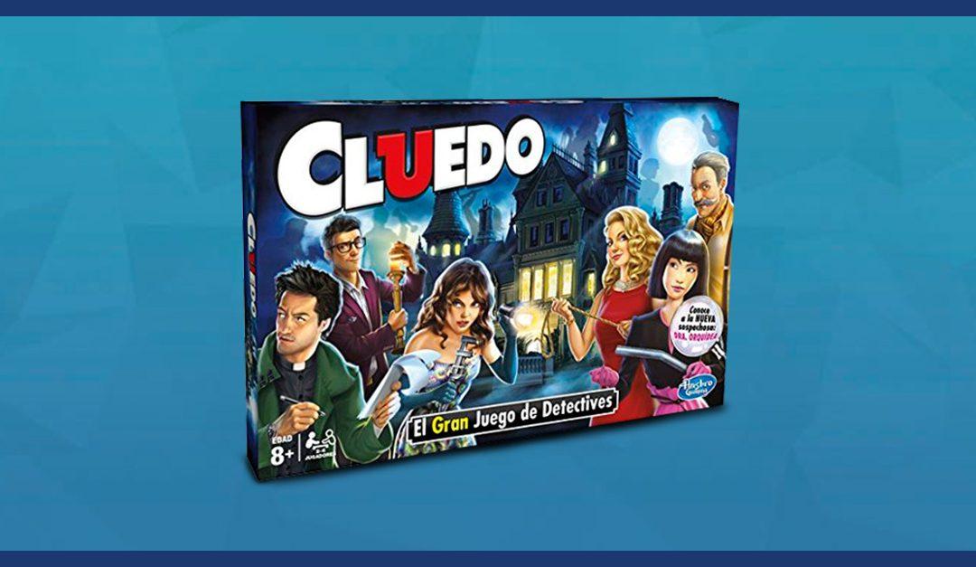 Consigue gratis el divertido juego Cluedo