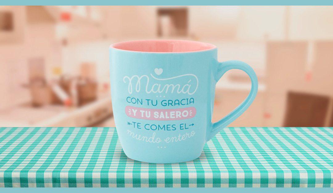 Consigue gratis la taza Mr. Wonderful para Mamá