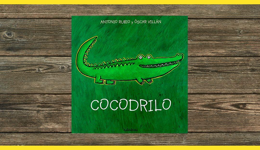 """Consigue gratis el libro infantil """"Cocodrilo"""""""