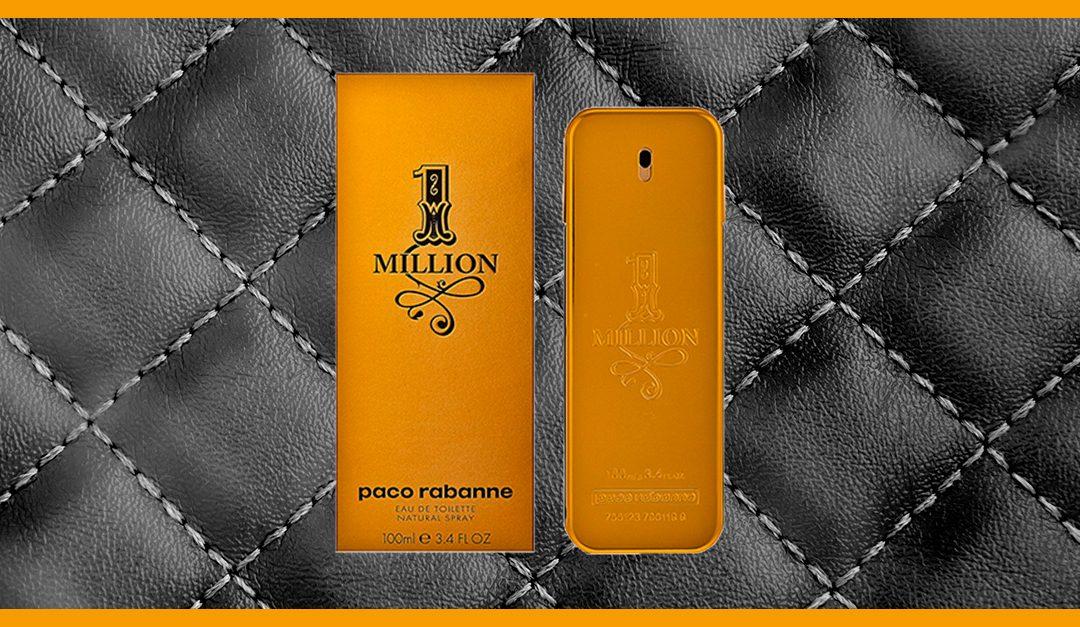 Consigue gratis una muestra del perfume 1 Million