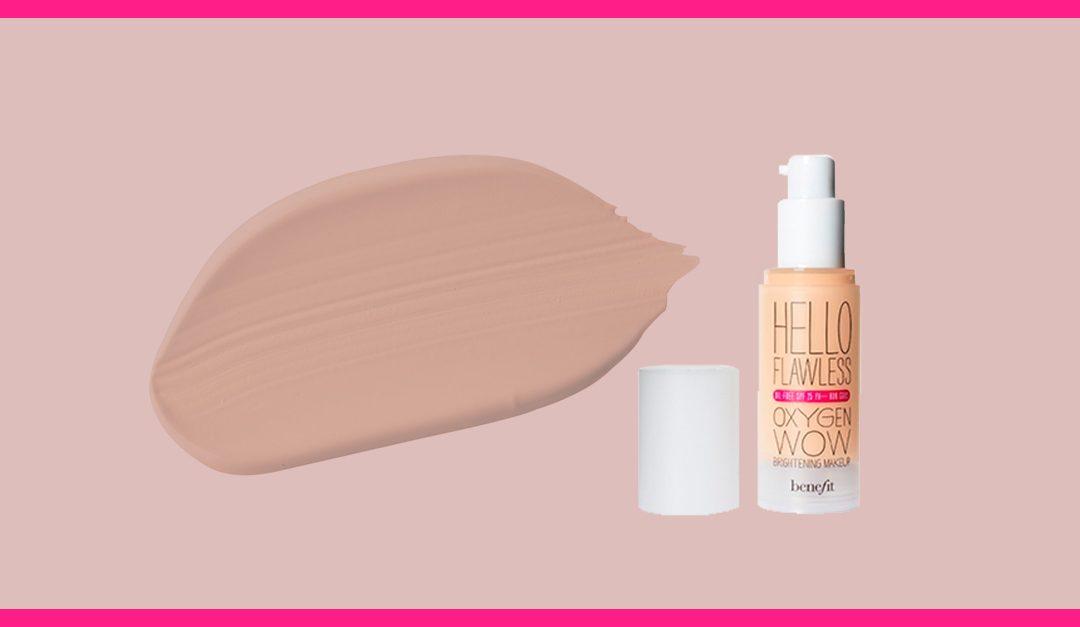 Consigue gratis una muestra del maquillaje fluido de Benefit
