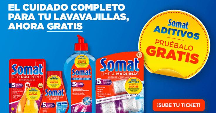 ¡Prueba gratis los aditivos Somat!