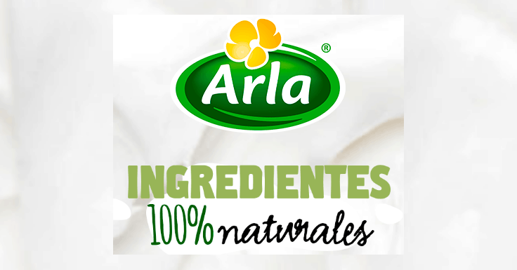 Prueba gratis los productos Arla