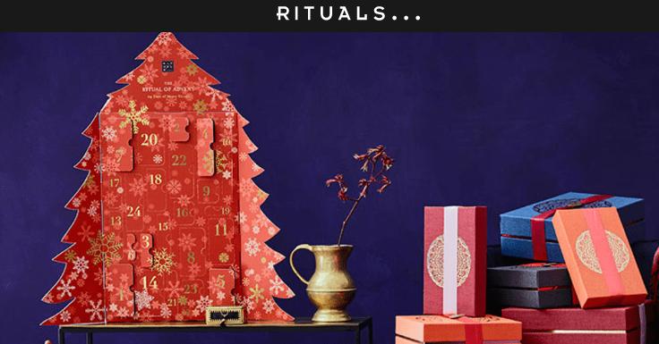 ¡Puedes conseguir un lote de Rituals por valor de 150 euros!