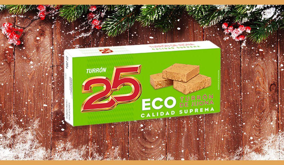Consigue gratis una muestra de Turrón de Jijona Eco Picó