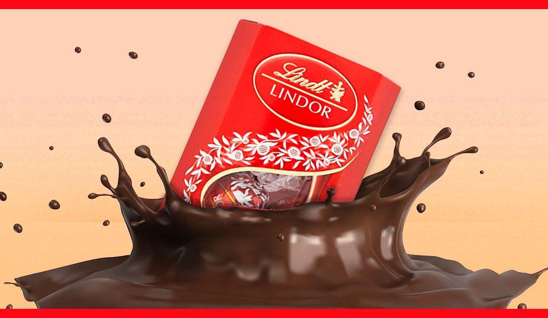 Consigue gratis una muestra de Lindor Chocolate con leche
