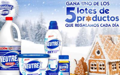 gratis un lote de productos Neutrex