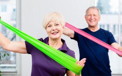 Los mejores ejercicios con bandas elásticas