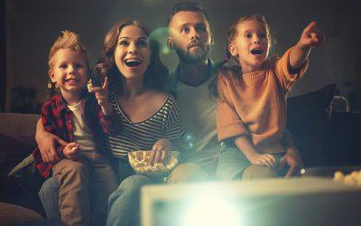 Características de un proyector para cine en casa